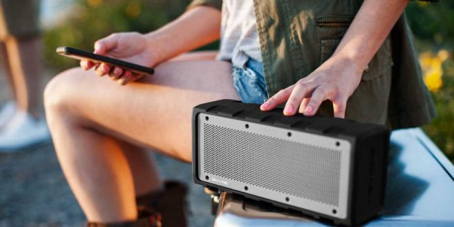How To Buy Bluetooth Speaker With Power Bank For Camping?